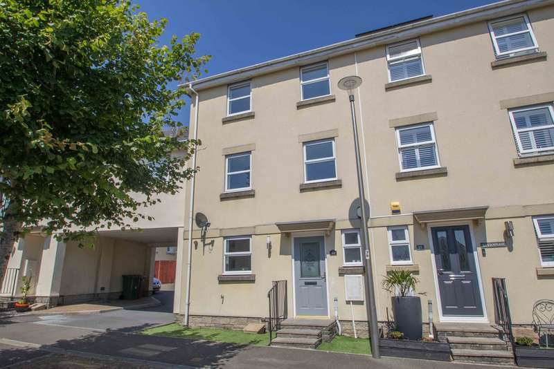 5 Bedrooms Semi Detached House for sale in Manadon Park, Plymouth