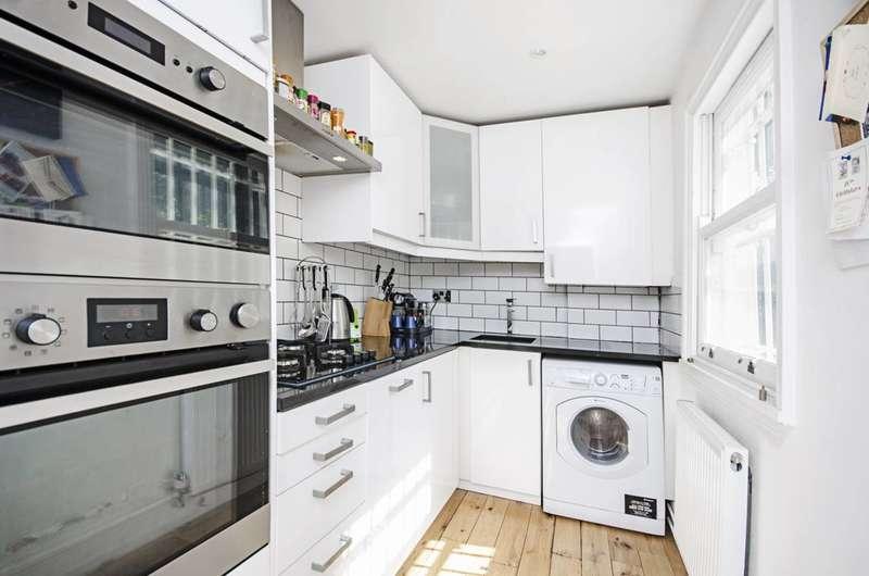 2 Bedrooms Flat for sale in Amhurst Road, Hackney, E8
