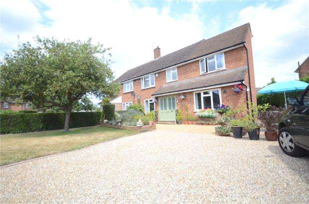 4 Bedrooms Semi Detached House for sale in Halifax Road, Maidenhead, Berkshire