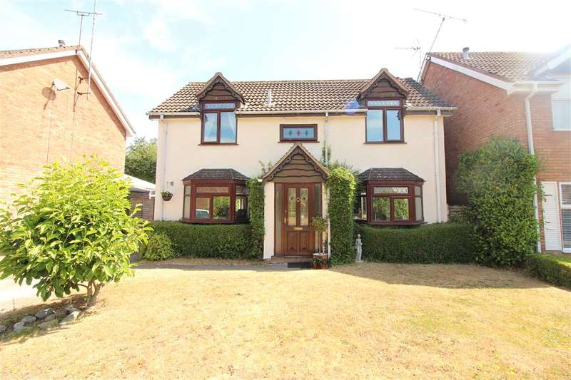 3 Bedrooms Detached House for sale in Mylgrove, Finham, Coventry