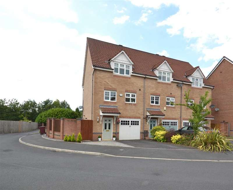 3 Bedrooms Town House for sale in Madison Gardens, Westhoughton