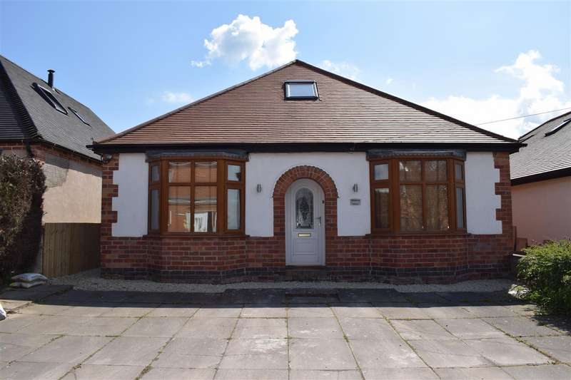 3 Bedrooms Bungalow for sale in Field Lane, Boundary, Swadlincote