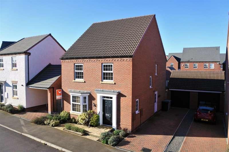 4 Bedrooms Property for sale in Knaresborough Drive, Grantham