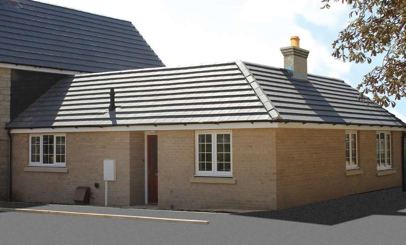 2 Bedrooms Bungalow for sale in The Croft, Baston, 'The Holland'
