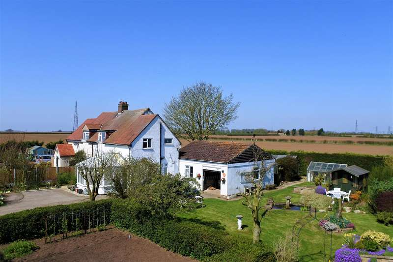 3 Bedrooms Detached House for sale in Harrowby Lane, Harrowby, Grantham