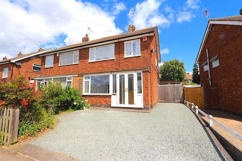 3 Bedrooms Detached House for sale in St. Marys Avenue, Leicester