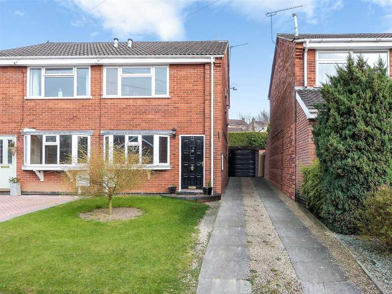 2 Bedrooms Detached House for sale in Windsor Road, Ashby-De-La-Zouch