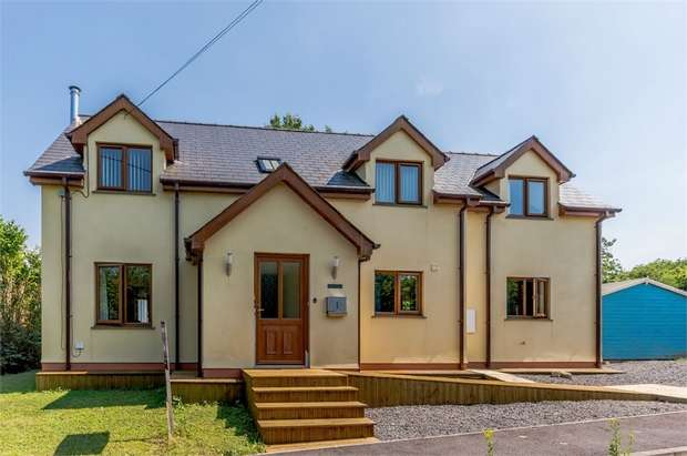 4 Bedrooms Detached House for sale in Mynyddcerrig, Llanelli, Carmarthenshire