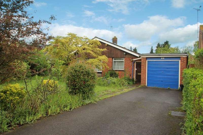 3 Bedrooms Bungalow for sale in Lane End Close, Shinfield, RG2