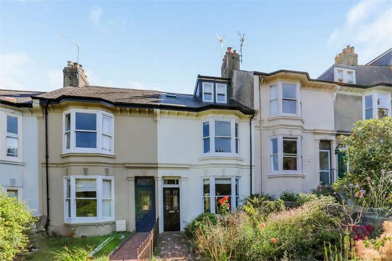 3 Bedrooms Terraced House for sale in Pelham Terrace, Lewes