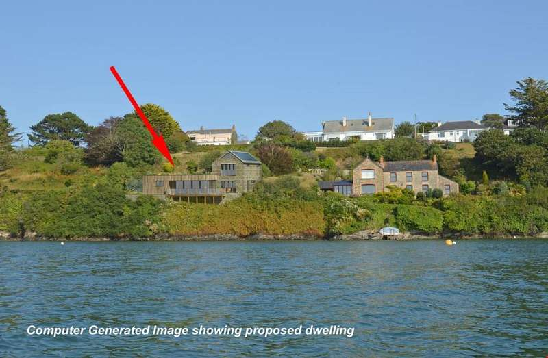 Plot Commercial for sale in Restronguet Point, Truro, Cornwall, TR3