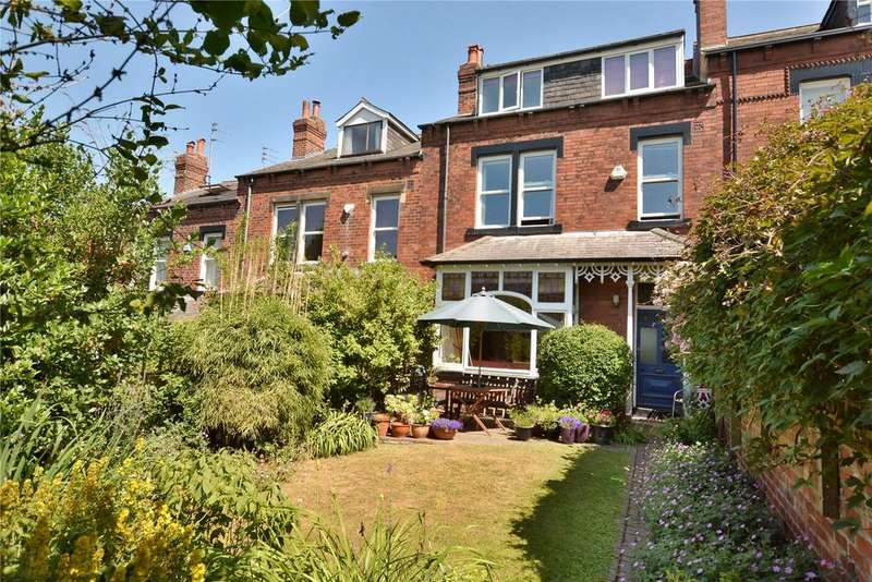 5 Bedrooms Terraced House for sale in Woodland Park Road, Leeds, West Yorkshire