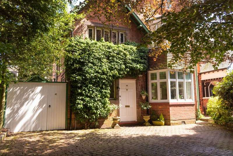 5 Bedrooms Detached House for sale in Kineton Green Road, Olton, Solihull