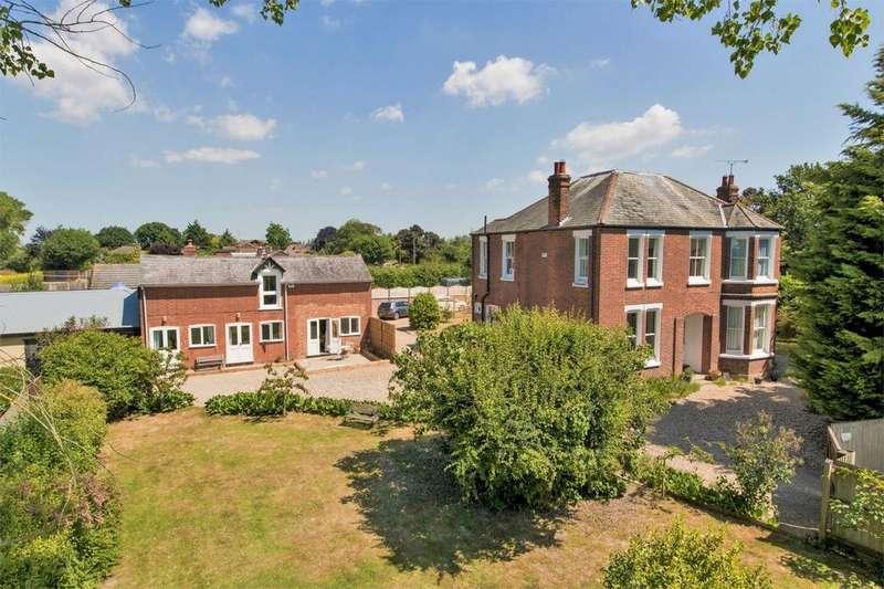 7 Bedrooms Detached House for sale in Brightlingsea Road, Thorrington, Colchester, Essex