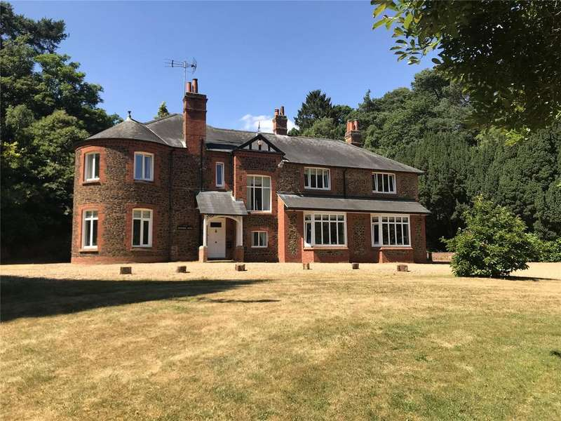 5 Bedrooms Detached House for sale in Old Linslade Road, Heath and Reach