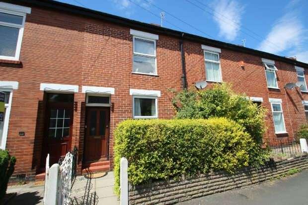 2 Bedrooms Terraced House for sale in Waverley Road, Sale