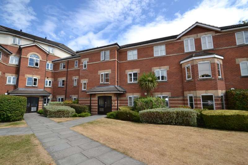 2 Bedrooms Flat for sale in Starling Close, Sharston
