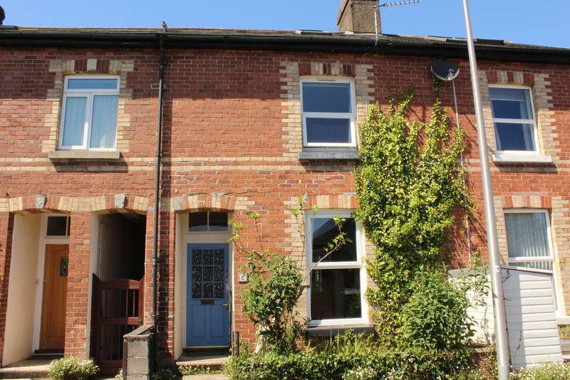 3 Bedrooms Terraced House for sale in Argyle Terrace, Totnes