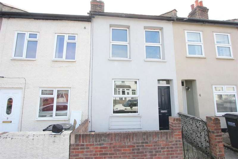 2 Bedrooms Terraced House for sale in Addison Road, South Norwood, London