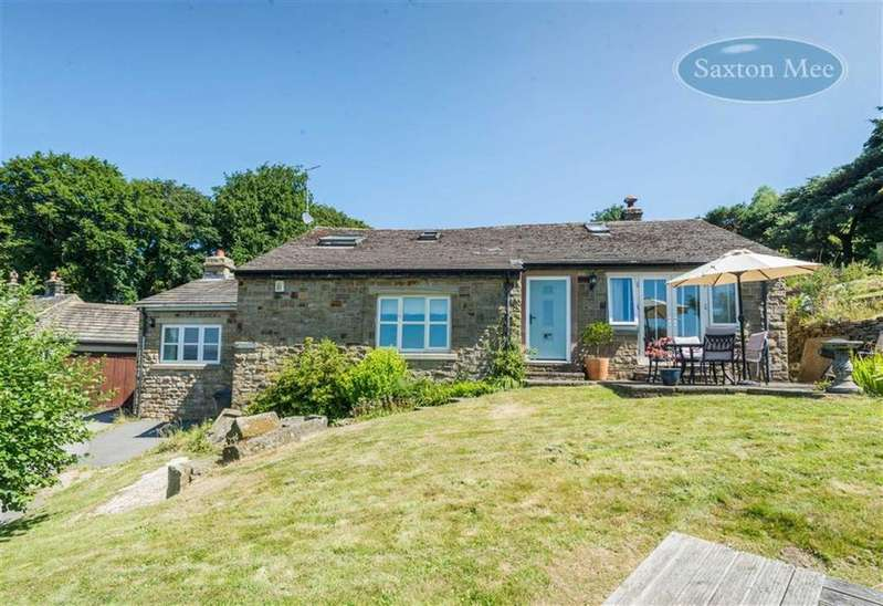 3 Bedrooms Bungalow for sale in High Bradfield, Sheffield, S6