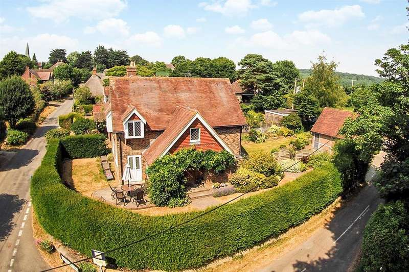 4 Bedrooms Detached House for sale in Coldharbour Lane, Patching