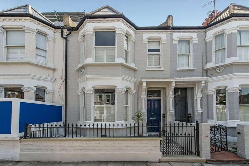 4 Bedrooms Terraced House for sale in Dault Road, Wandsworth, London, SW18