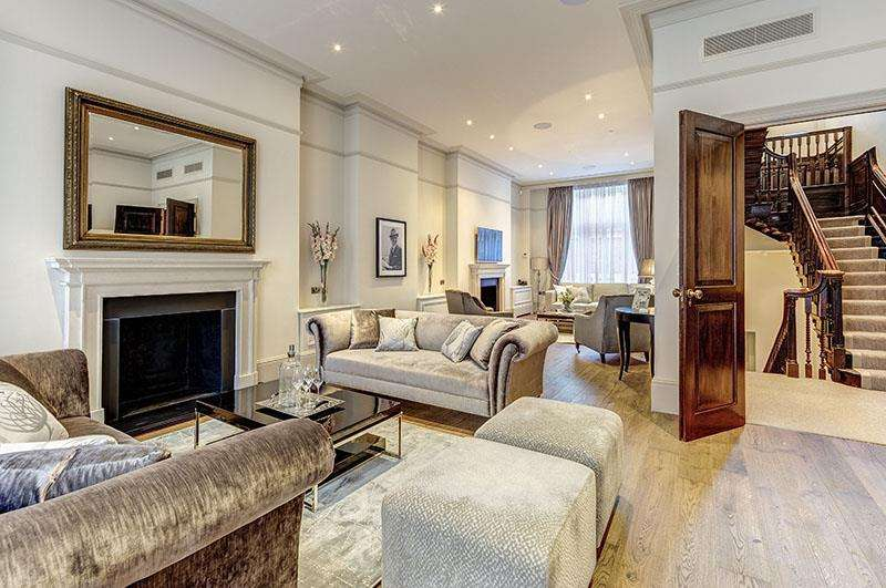 10 Bedrooms Town House for sale in Hertford Street, Mayfair, London, W1J