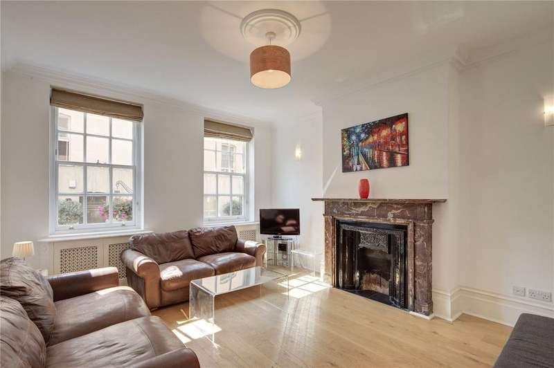 2 Bedrooms Apartment Flat for sale in Broad Court, Covent Garden, WC2B