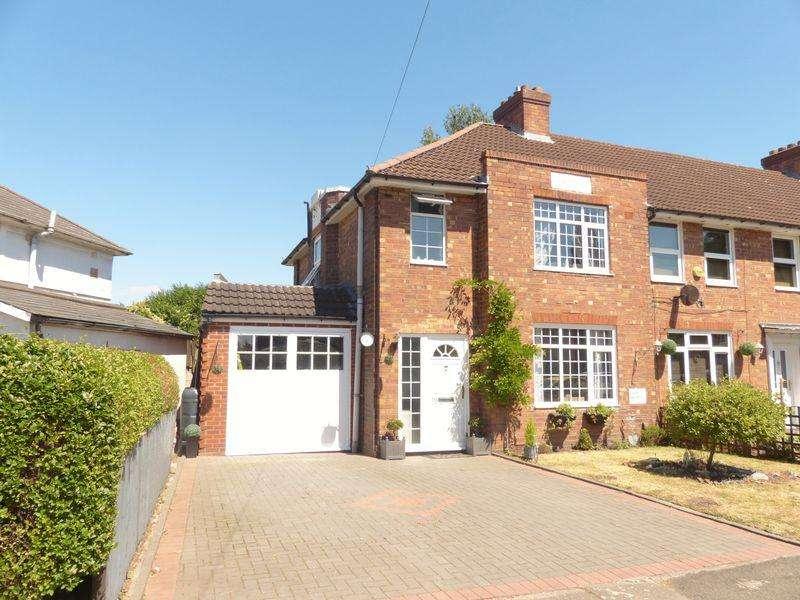 3 Bedrooms Terraced House for sale in Hawthorn Road, Kingstanding, Birmingham