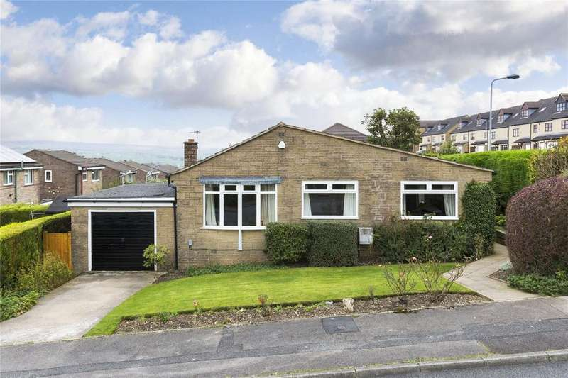 4 Bedrooms Detached Bungalow for sale in Birch Tree Gardens, Keighley, West Yorkshire, BD21