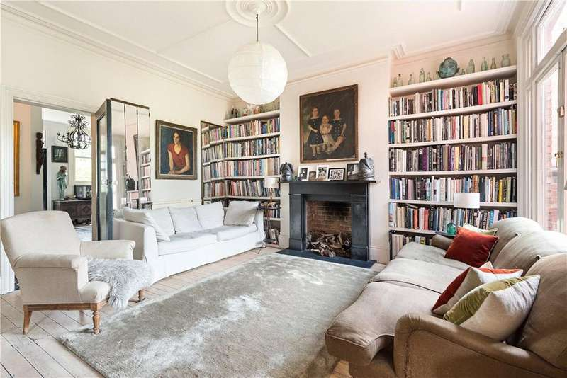 6 Bedrooms Semi Detached House for sale in Keyes Road, Mapesbury Conservation Area, London, NW2