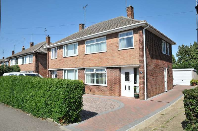 3 Bedrooms Semi Detached House for sale in Old Werrinton
