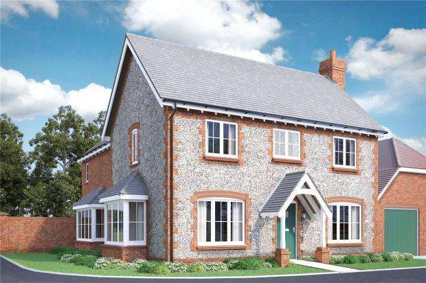 4 Bedrooms Detached House for sale in Oakwood Gate II, Hemel Hempstead, Hertfordshire