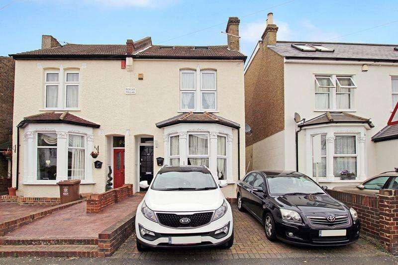 5 Bedrooms Semi Detached House for sale in Mount Road, Bexleyheath