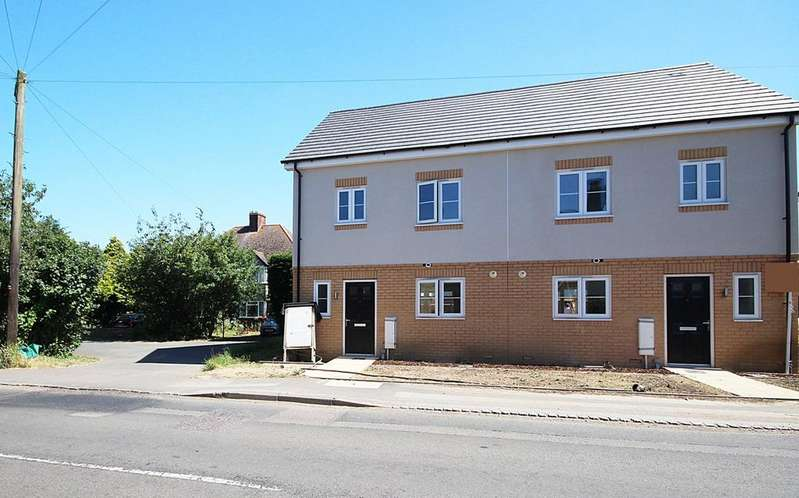 3 Bedrooms Semi Detached House for sale in Clifton Road, Henlow, SG16