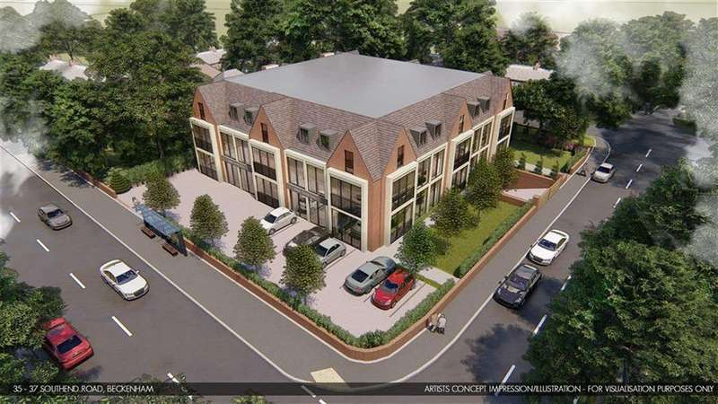 Land Commercial for sale in Southend Road, Beckenham