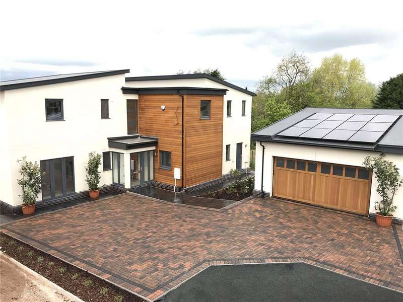 5 Bedrooms Detached House for sale in Kempsey, Worcester, Worcestershire