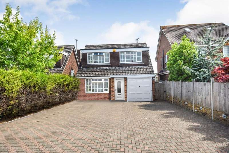 5 Bedrooms Detached House for sale in Hullbridge Road, South Woodham Ferrers, Chelmsford