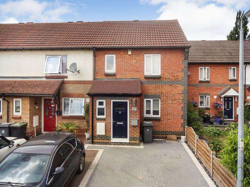 3 Bedrooms End Of Terrace House for sale in Burridge Close, Marston Moretaine