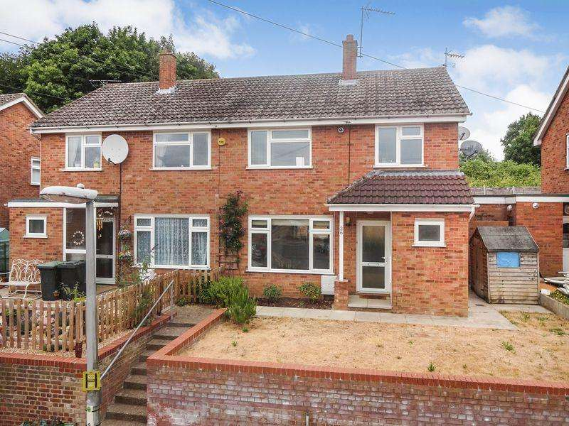 3 Bedrooms Semi Detached House for sale in Town Shott, Clophill