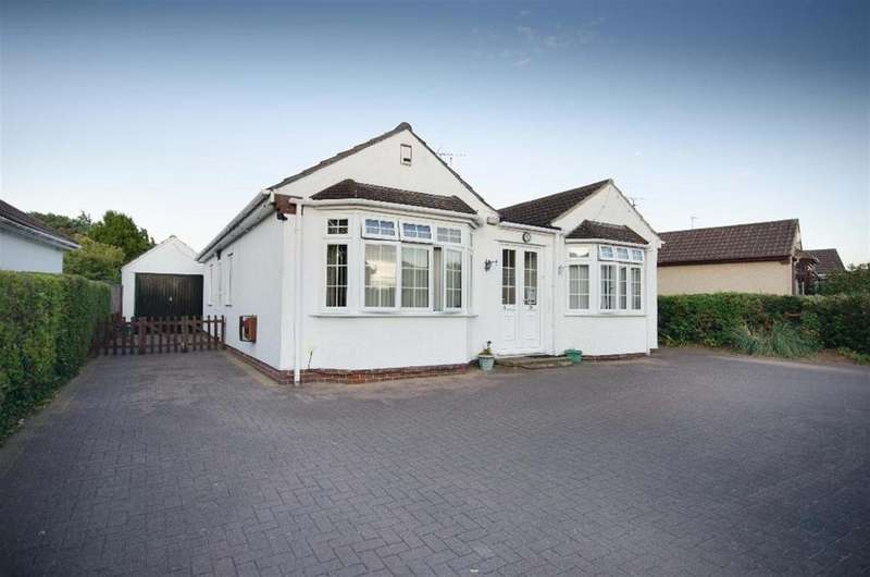 3 Bedrooms Detached Bungalow for sale in Sandringham Avenue, Downend, Bristol