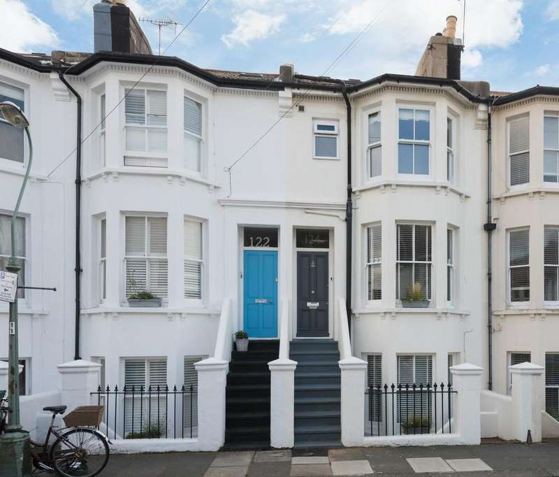 4 Bedrooms House for sale in Montgomery Street, Hove