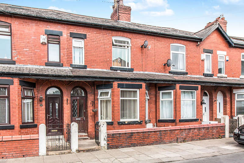 2 Bedrooms Terraced House for sale in Fairfield Street, Salford, M6