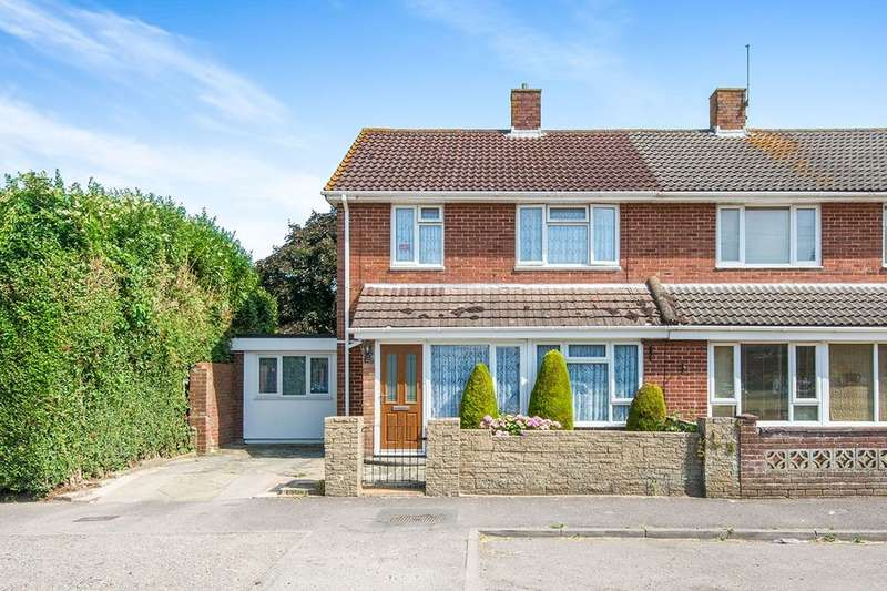 4 Bedrooms Semi Detached House for sale in Waveney Green, Southampton, SO16