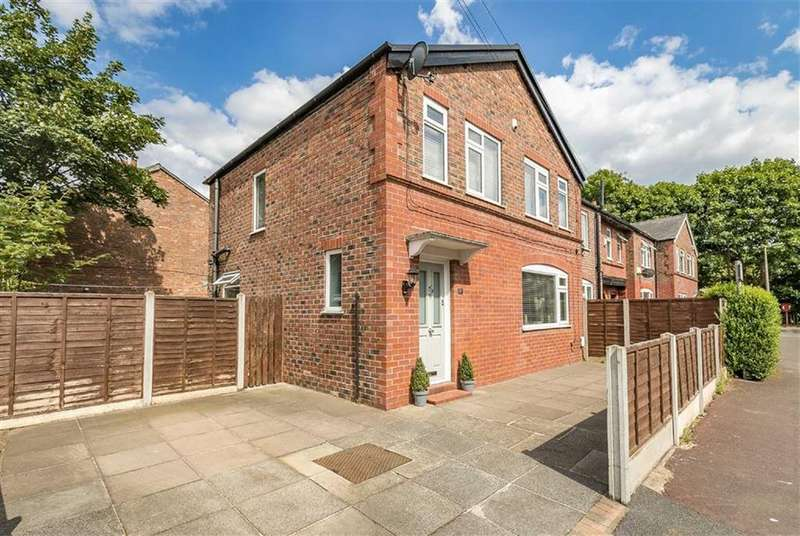 3 Bedrooms End Of Terrace House for sale in Darley Street, Sale