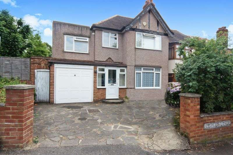 4 Bedrooms Property for sale in Melville Avenue, Greenford