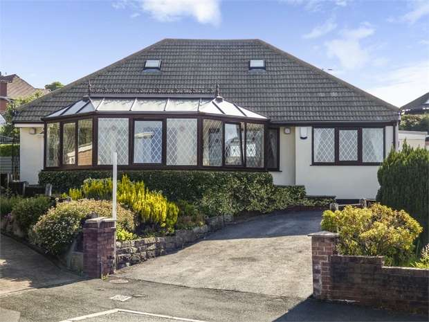 5 Bedrooms Detached Bungalow for sale in Sholver Hill Close, Oldham, Lancashire