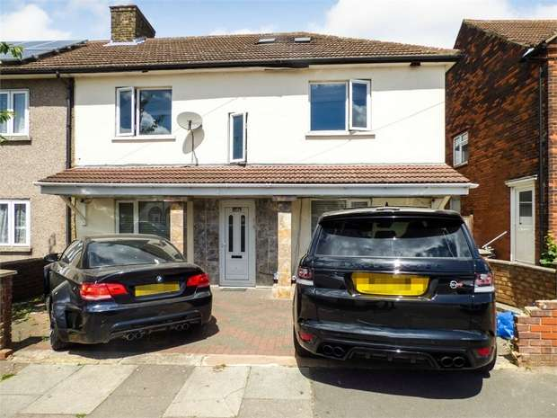 7 Bedrooms Semi Detached House for sale in Mayfield Road, Dagenham, Essex