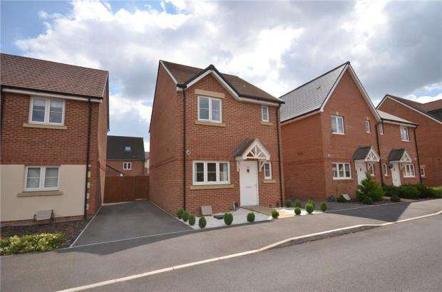 3 Bedrooms Detached House for sale in Barn Owl Drive, Bracknell, Berkshire