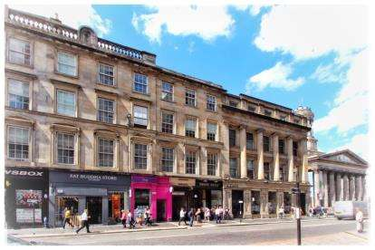 3 Bedrooms Flat for sale in Queen Street, City Centre, Glasgow
